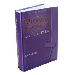 Le Midrach Raconte sur la Haftara Devarim
